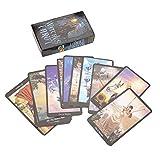 Tarot Deck Set - Dewin Future Fate Indicator, for Forecasting, Witch Tarot