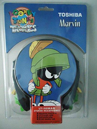 Looney Tunes Tronics Marvin Headphones
