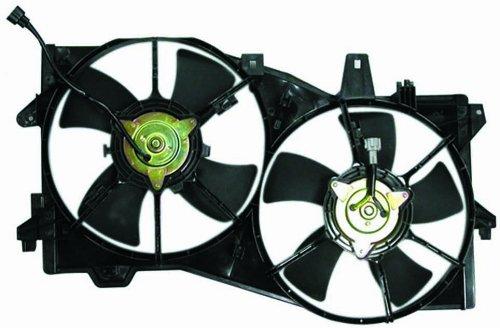 03 mazda mpv fan control module - 7