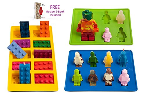 Lucentee Silly Building Bricks Figures product image