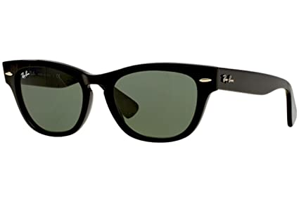 Gafas de Sol Ray-Ban RB4169 LARAMIE BLACK CRYSTAL GREEN ...