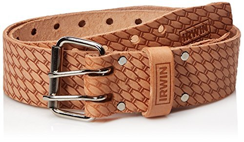 IRWIN Tools Saddle Leather 2-inch Full Grain Belt (4031025) by Irwin Tools