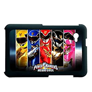 Generic Friendly Back Phone Cover For Women Design With Power Rangers For Samsung Galaxy Tab P6200 Choose Design 3