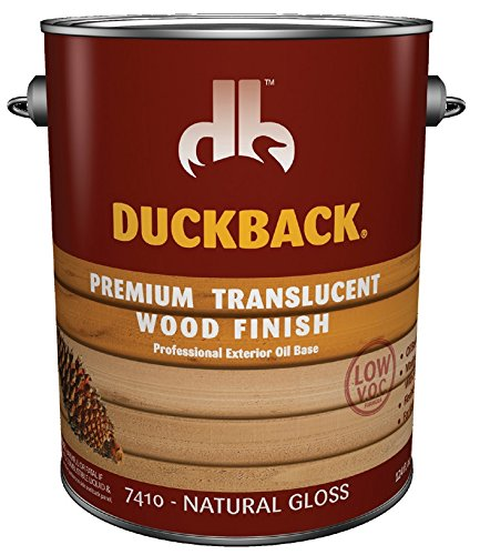 Duckback Products SC-7410-4 Natural Gloss Sealer ()