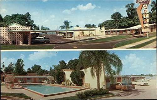 Amazon Com Imperial Motel Winter Park Florida Original Vintage