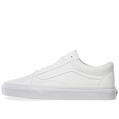 vans old skool blanco