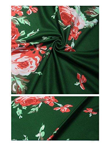 Automne Floral Cardigan Shinekoo Femmes Irr Dames AnfES