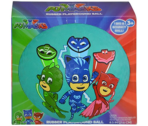 Disney PJ Masks Bouncy Playground Cherry Ball 8.5'' Bounce by Disney