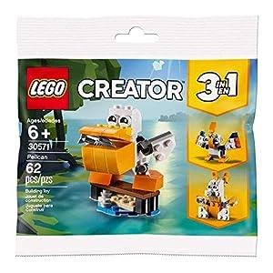 Creator Lego 30571 Pelikan Polybag LEGO Creator 3-in-1 LEGO