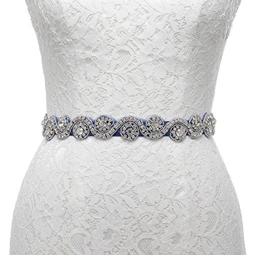 Buy navy dress accessories wedding - 3
