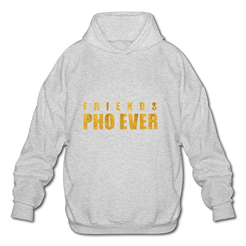 Friends Pho Everlong Sleeve For Men Custom Hoodie (Everlong Sleeve)