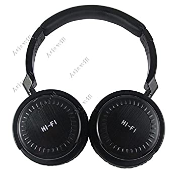 Hi Fi Asiawill inalámbrico Bluetooth A2DP Headset Bluetooth auriculares inalámbricos auriculares estéreo con micrófono para teléfono celular: Amazon.es: ...