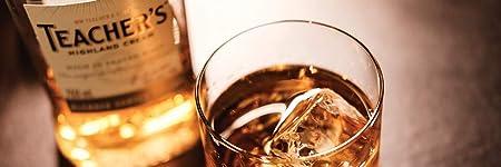 Teacher's Escoces Peated Whisky, 40% - 1 L