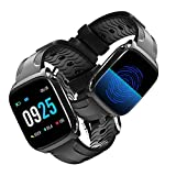 Fitness Activity Tracker Smart Watch, Touch Screen Heart Rate Monitor, Waterproof Smart Fitness