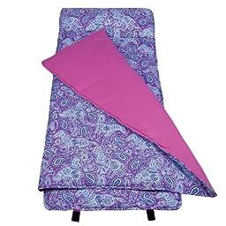 Watercolor Ponies Purple Original Nap Mat