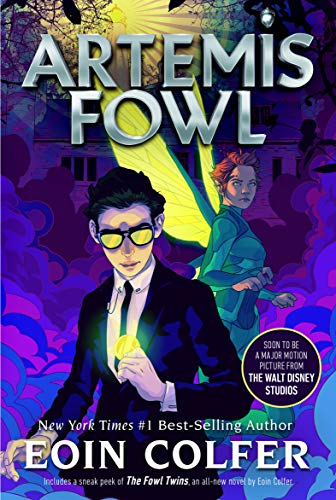 Artemis Fowl (Best Way To Win Over A Girl)