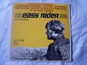 Various Easy Rider Soundtrack Usa Lp 1969 Byrds Hendrix