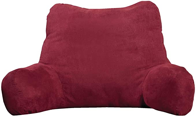 Relaxing for Kids /& Adults Perfect Back Support for Reading kaigeli Reading Pillow,Backrest Pillows for Bed with Arms,Headrest,Leg Pillow