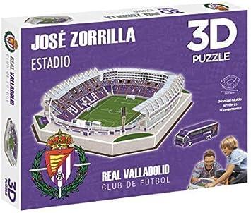 Eleven Force Puzzle EST 3D José Zorrilla (R. Valladolid) (10780 ...