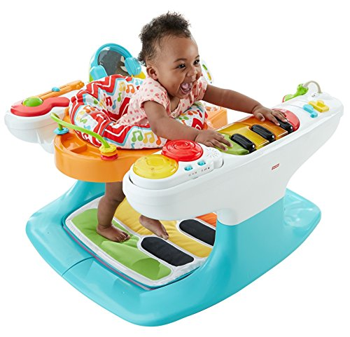 Review Of Fisher-Price 4-in-1 Step 'n Play Piano