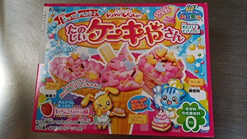 Kracie Popin Cookin DIY candy kit cream cake by Kracie