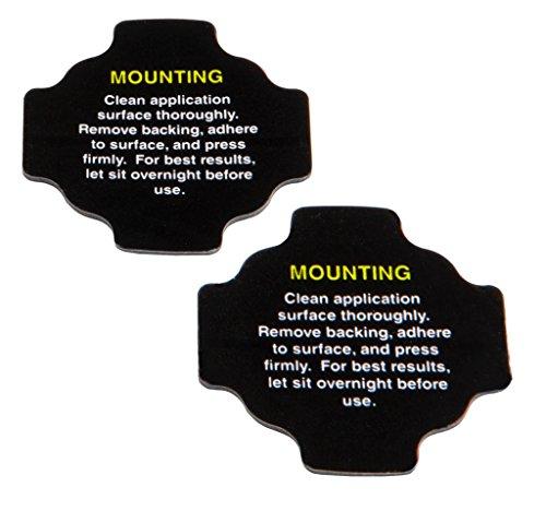 (Contour Rotating Flat Mount Adhesives 3721)