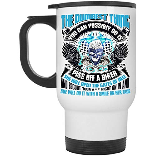 Christmas Mug, But I Run Travel Mug, I Run I'm Slower Than A Turtles Stampeding Through Peanut Butter Mug (Travel Mug - White)