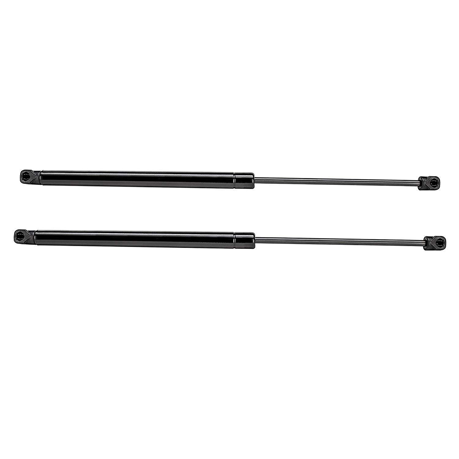"Suspa C16-17796 C1617796 20"" Gas Prop, Quantity (2), Force 110 Lbs Per Prop, Force Per Set 220 Lbs, Camper Rear Window, Tonneau Cover Lift Supports, Window Lift Support, Struts, Made in USA"