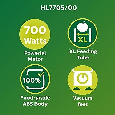 Philips Viva HL7705/00 700-Watt Juicer Mixer Grinder 9