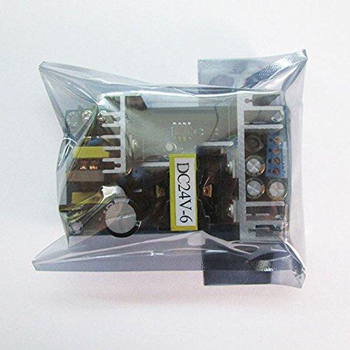 Diybigworld AC-DC Power Supply Module AC 100-240V to DC 24V 9A Switching Power Supply Board