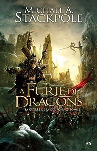 """Afficher """"La guerre de la couronne n° 2 La furie des dragons"""""""