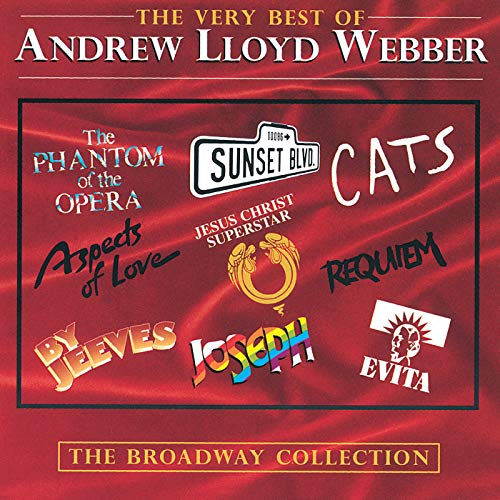 - The Very Best Of Andrew Lloyd Webber: The Broadway Collection
