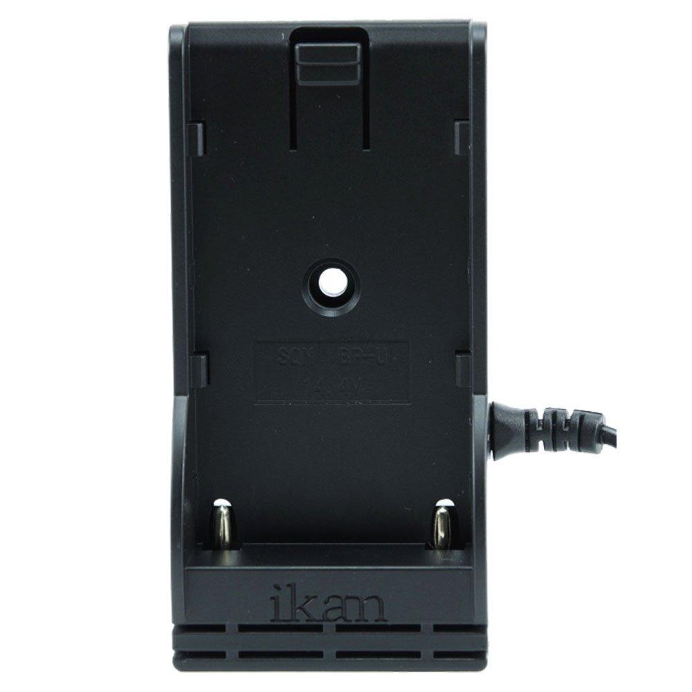 Ikan Corporation Battery Adapter for Sony ''BP-U'' Series (AC107S-U)