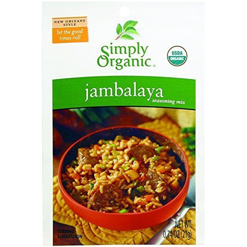 Organic Jambalaya Season Mix