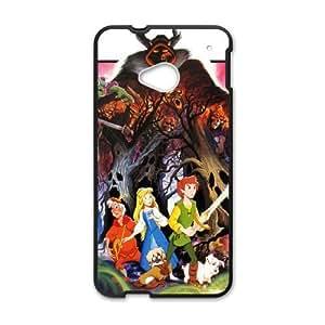 The Black Cauldron for HTC One M7 Phone Case & Custom Phone Case Cover R22A652038