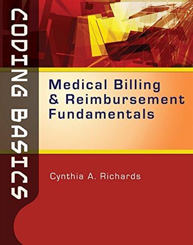 Coding Basics: Medical Billing and Reimbursement Fundamentals