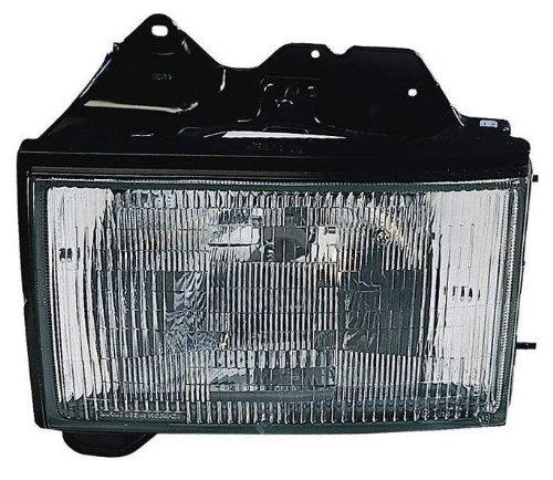 Depo 313-1109R-AS Isuzu Trooper/Acura SLX Passenger Side Replacement Headlight Assembly