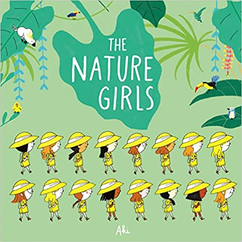 f7d6c2d9127 The Nature Girls: Amazon.co.uk: AKI Delphine Mach: Books