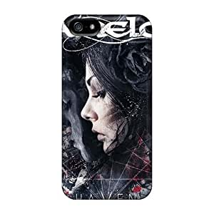 IanJoeyPatricia Iphone 5/5s Anti-Scratch Hard Cell-phone Cases Custom Nice Metallica Pictures [xoV323Cgnr]