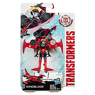 Transformers Robots in Disguise Legion Class Windblade Figure: Toys & Games