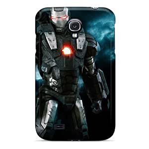 Sanp On Case Cover Protector For Galaxy S4 (new Iron Man 2 Movie)
