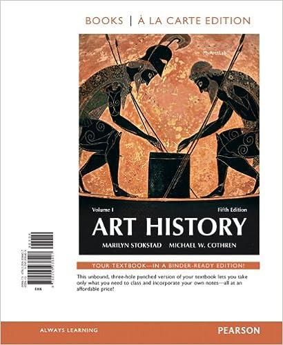 Art History Volume 1 5th Edition Pdf