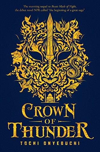 Resultado de imagen para crown of thunder amazon