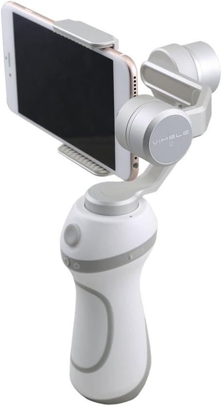 Estabilizador Portátil para Smartphone, Blanco (para Serie De iPhone/Huawei P9 / Huawei P9 Plus/Millet 5 / Meizu MX6 / Samsung Nota 5 / Samsung S7): Amazon.es: Hogar