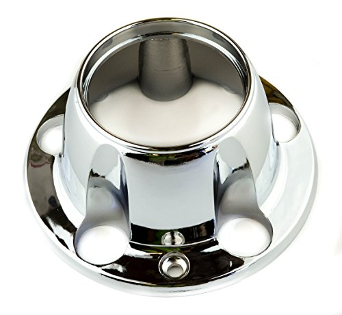 Ford Truck Bronco Van - BB Auto Supply New 1980-1996 Ford F150 Truck Bronco Van 4x4 Open Wheel Hub Center Cap Chrome 4wd 4 wheel drive