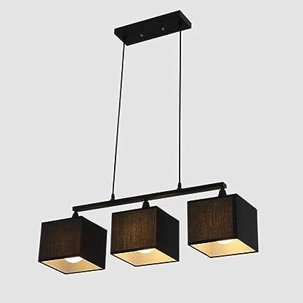 GaoHX Lámpara Colgante de Techo iluminación, Lámparas de ...