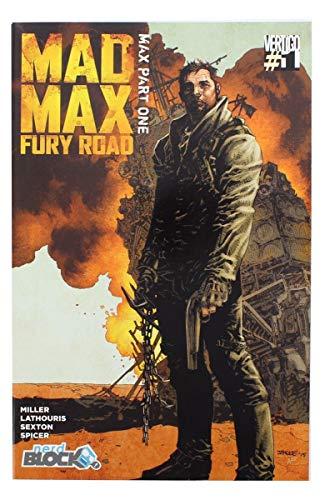 Mad Max: Fury Road #1 Variant Comic Nerd Block Exclusive Vertigo Max Part One