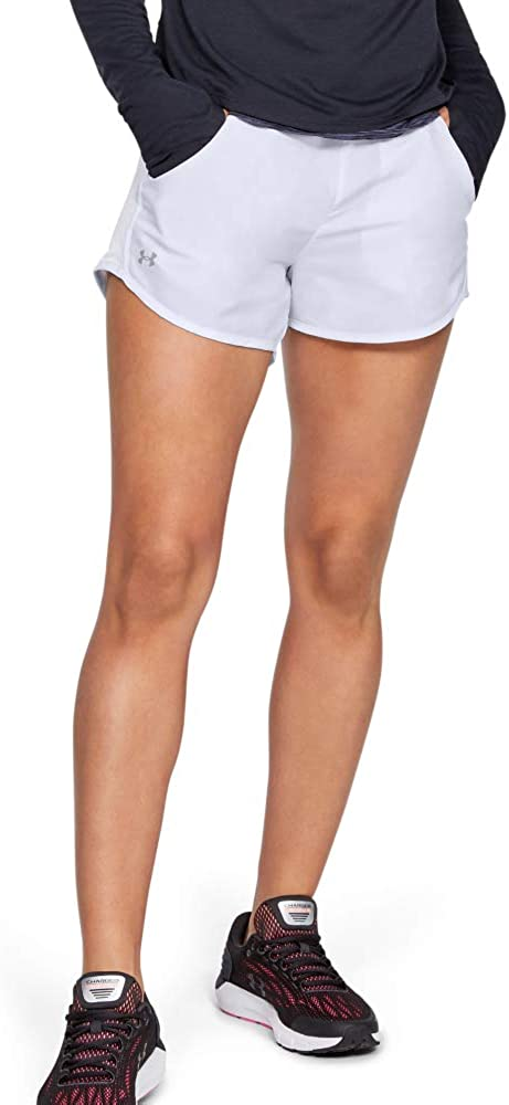 Under Armour Women's Fly By Running Shorts: Under Armour: Clothing