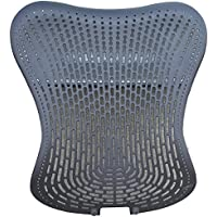 Graphite Black Herman Miller Back Rest for Mirra Chair