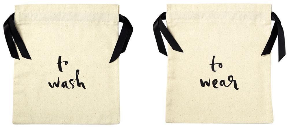 kate spade new york Lingerie Bag Set, Wash and Wear